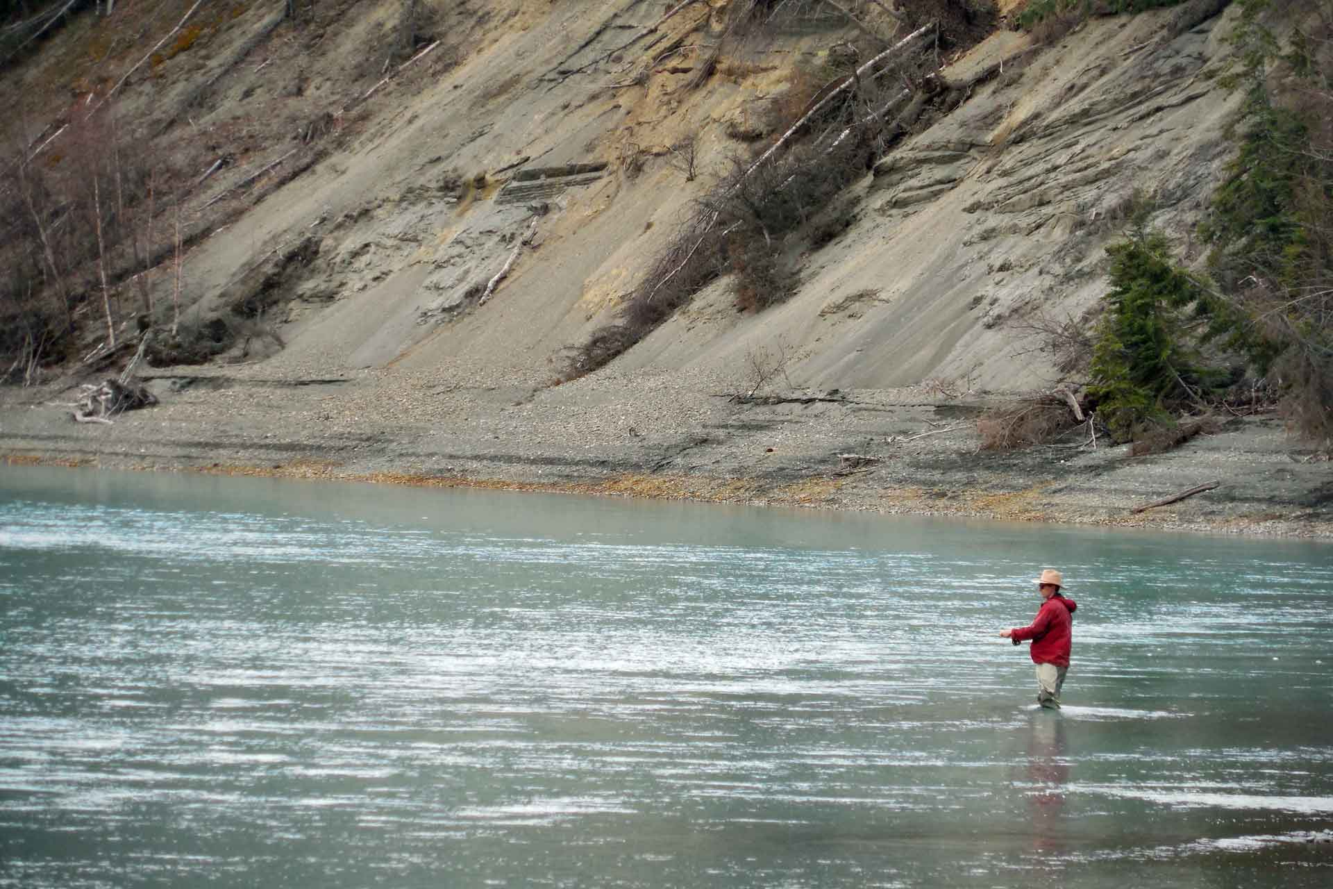 Kenai river fishing guides guided salmon fishing trips for Kenai river fishing