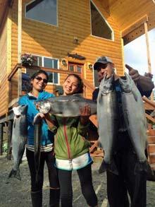 Your Alaska Kenai Wild Fishing Guides