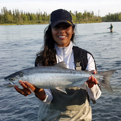 Guided Alaska Fishing Trips with Kenai Wild Fishing