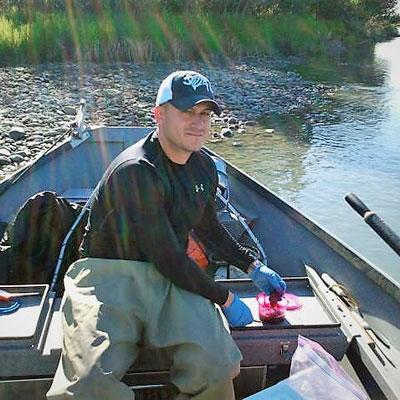 Kenai Fishing Guides - Kenai Wild Fishing