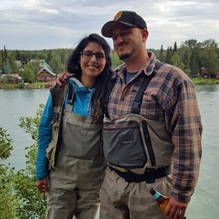 Guided Kenai River Fishing Trips with Kenai Wild Fishing