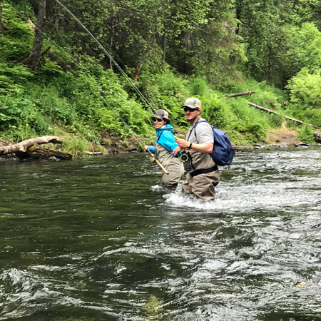 Your experienced Alaska Fishing Guides