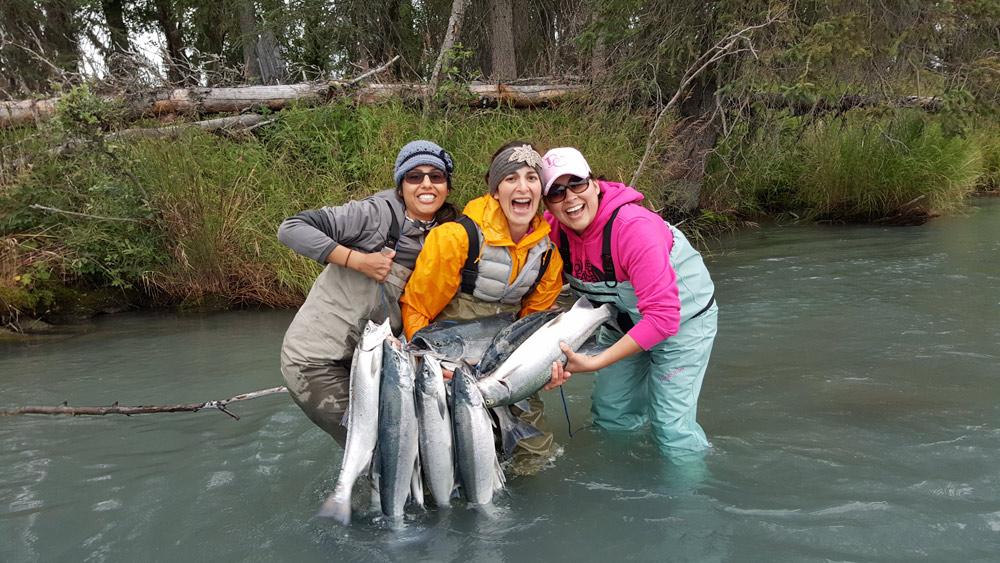 Kenai Wild Fishing – Sockeye Salmon Fishing Guides