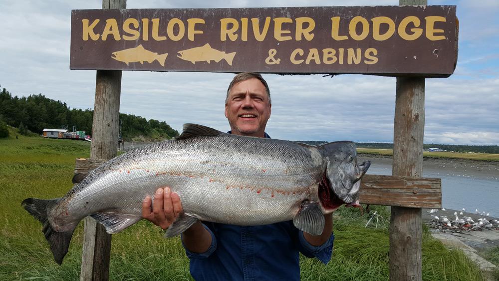 Kenai Wild Fishing – Alaska King Salmon Guides